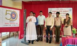 Naravi College Celebrates NSS Day