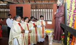 Founder Fr Cortie Day Celebrated at Naravi