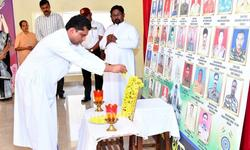Martyred CRPF Soldiers – Condolence meet at Naravi College
