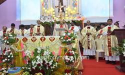 Annual Feast Celebrated at Naravi Church