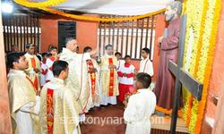 Fr Cortie Day observed at Naravi Church