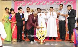 Student Council Inauguration held at Naravi College